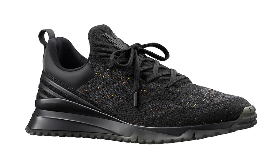 Louis Vuitton Knitted New Runner