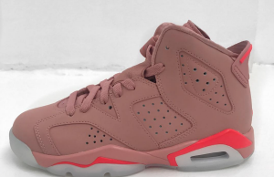 Millennial Pink Air Jordan 6 Aleali May