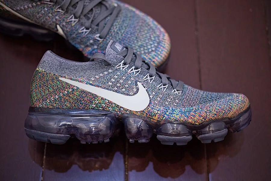 Multi-Color Nike VaporMax Release Date