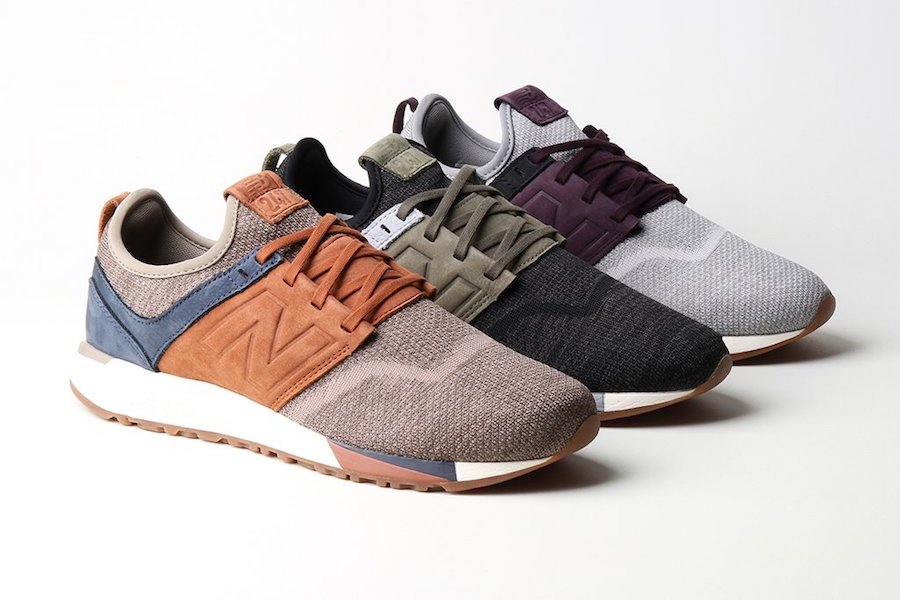 New Balance 247 Fall 2017 Colorways