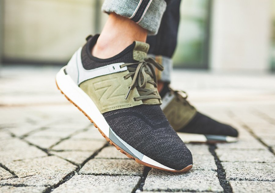 New Balance 247 Luxe Knit Pack
