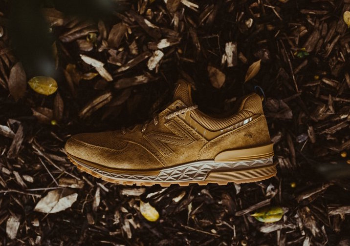 New Balance 574 Sport Wheat