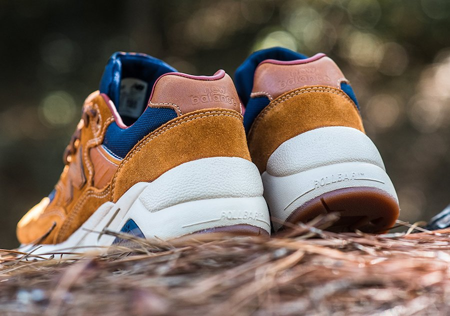 New Balance 580 Brow Suede