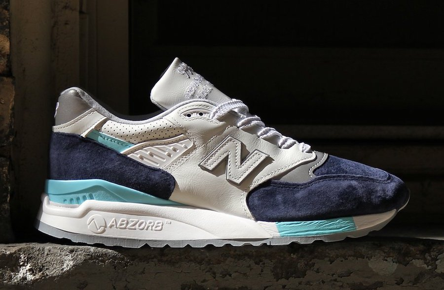 sale retailer 93d0e b6206 New Balance 998 Northern Lights | SneakerFiles