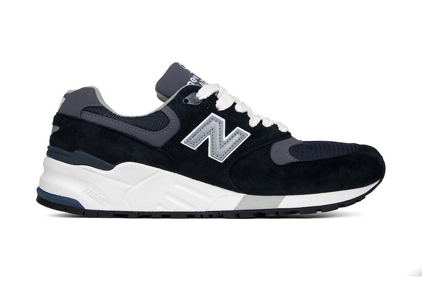 New Balance 999 Navy Pewter