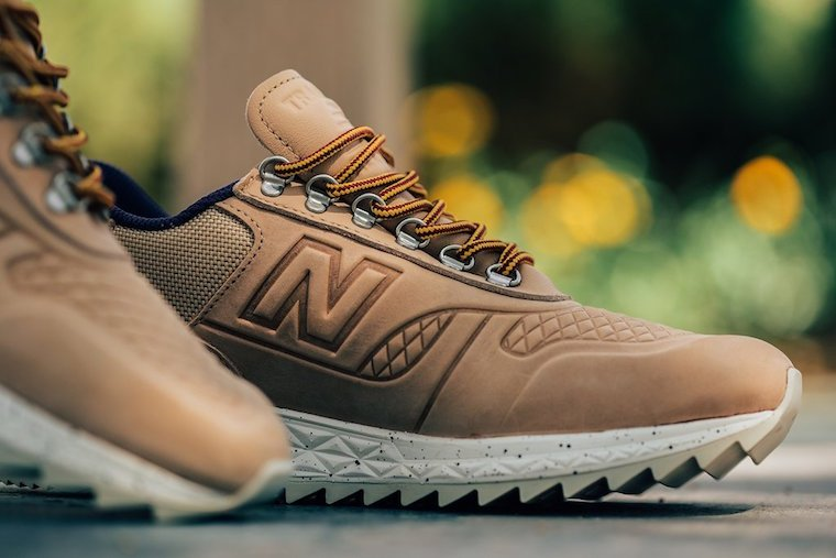 New Balance Trailbuster Wheat