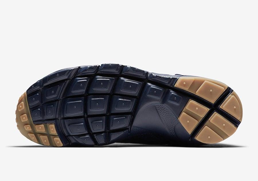 huge discount 51434 8f990 ... Nike Air Footscape NM Indigo . ...