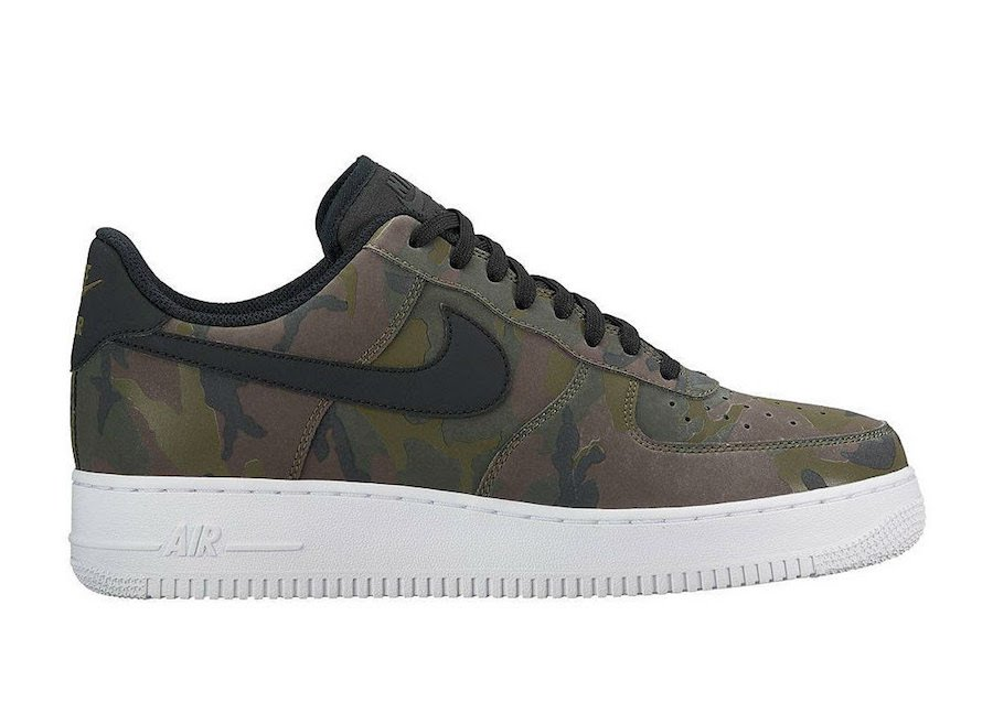Nike Air Force 1 07 LV8 Camo Pack