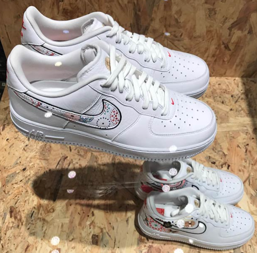 First Look Nike Air Force 1 Low Chinese New Year 2018