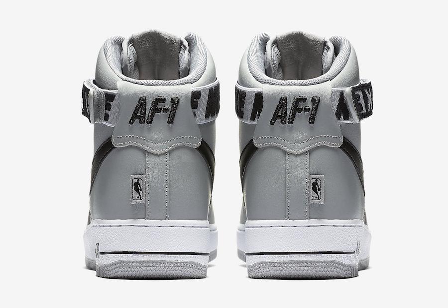 Nike Air Force 1 High NBA Statement Game