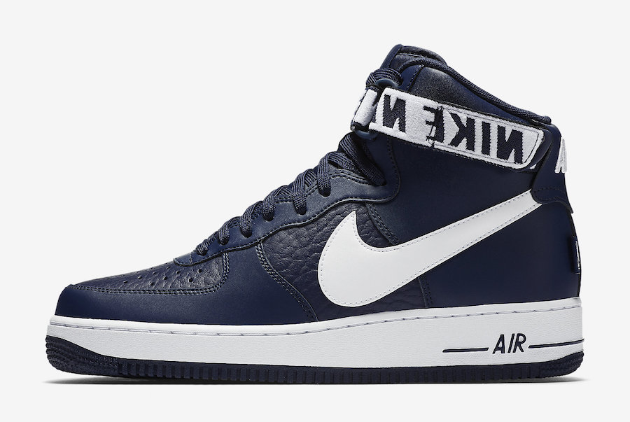 Nike Air Force 1 High Statement Game Navy 315121-414
