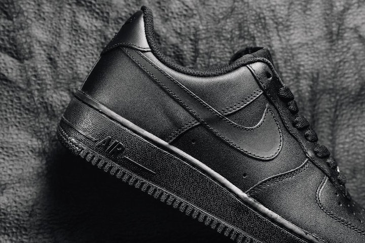 Nike Air Force 1 Low 07 Triple Black