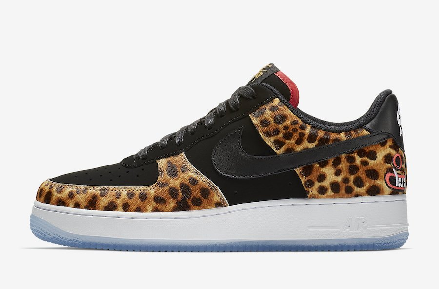 Nike Air Force 1 Low LHM Los Primeros Release Date