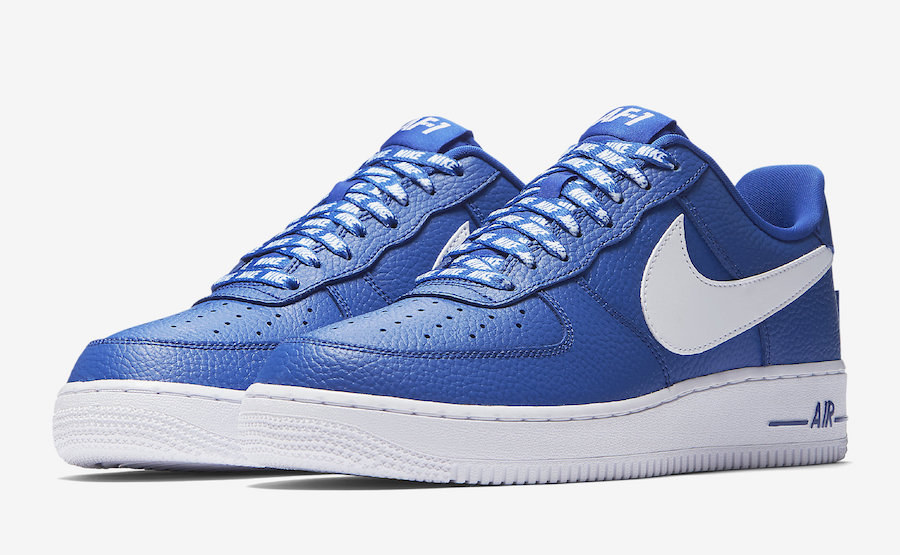 Nike Air Force 1 Low Statement Game Blue White 823511-405