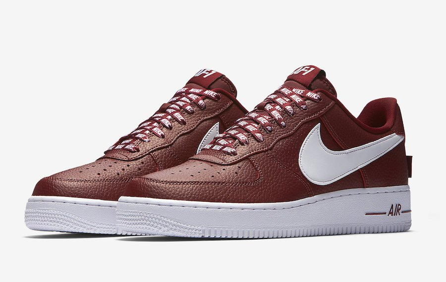 air force 1 bordeaux low