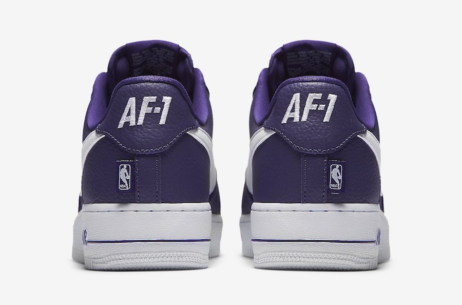 Nike Air Force 1 Low Statement Pack Purple White 823511-501