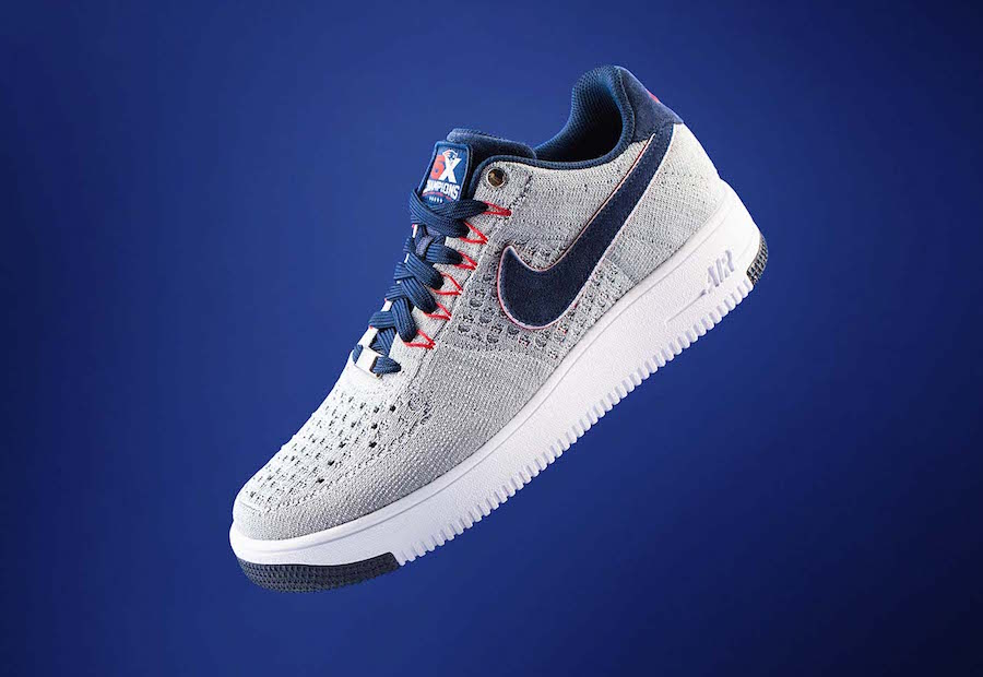 Nike Air Force 1 Low Ultra Flyknit RKK Patriots