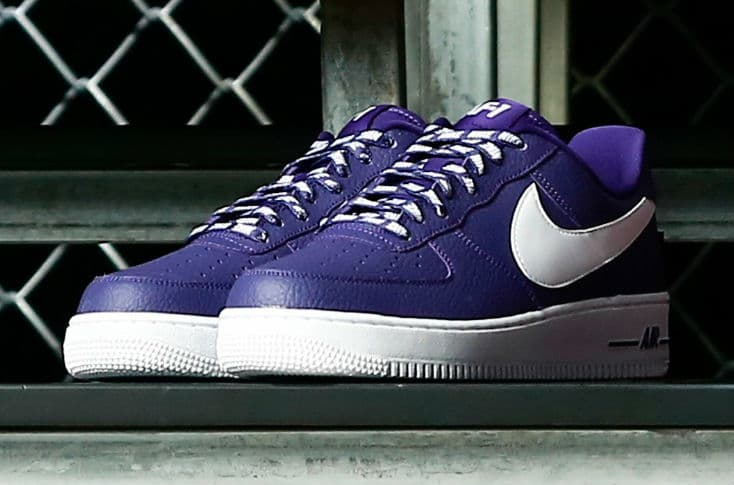 online retailer 8a4f5 657b4 Nike Air Force 1 Statement Game Pack NBA Release Date