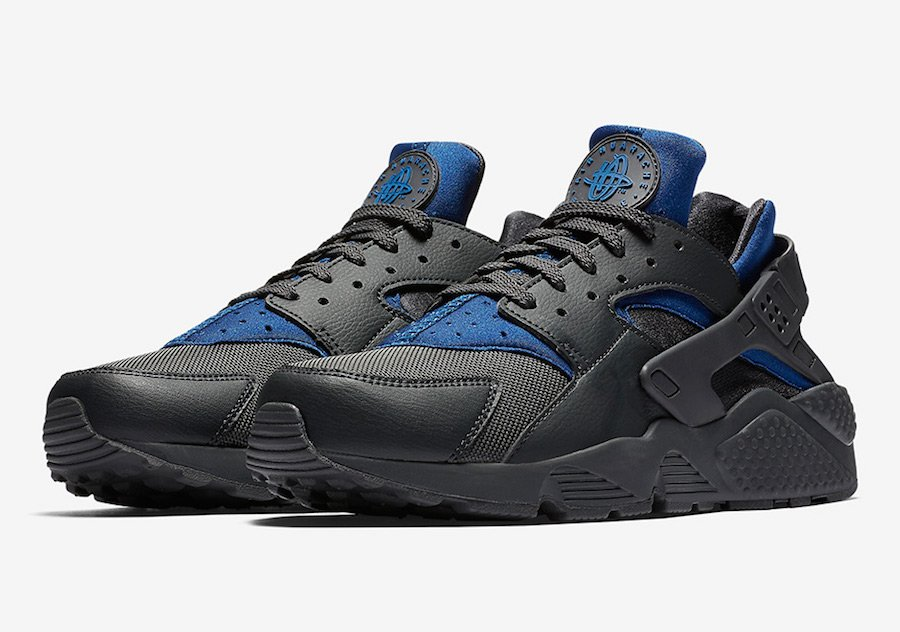 Nike Air Huarache Gym Blue Obsidian
