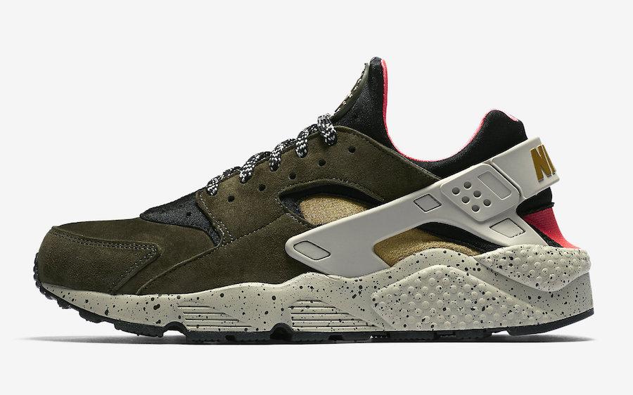 Nike Air Huarache Mowabb ACG 704830-010