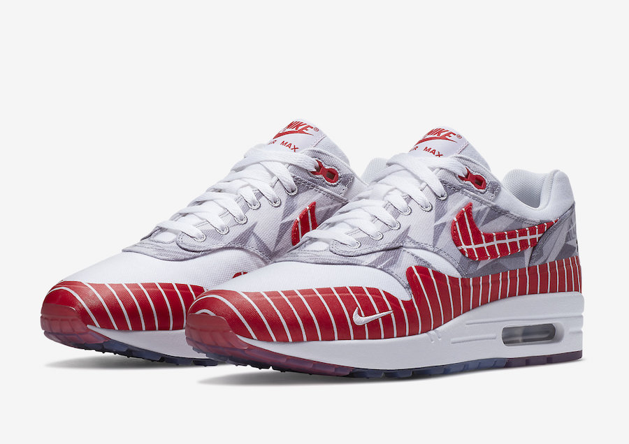 new product 81780 e1a4a Nike Air Max 1 Los Primeros Hispanic Heritage Month Release Date