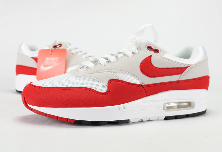 Nike Air Max 1 OG Red Anniversary Review