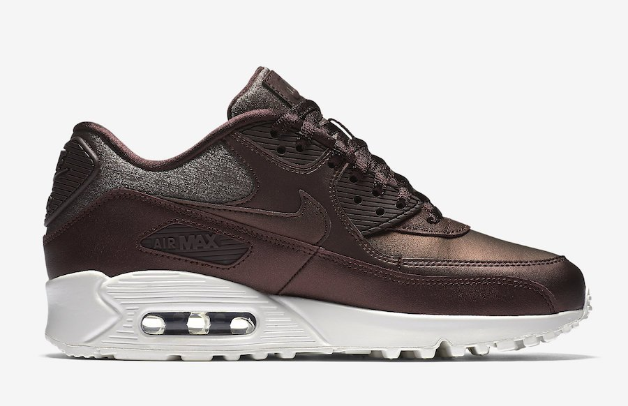 Nike Air Max 90 Metallic Mahogany
