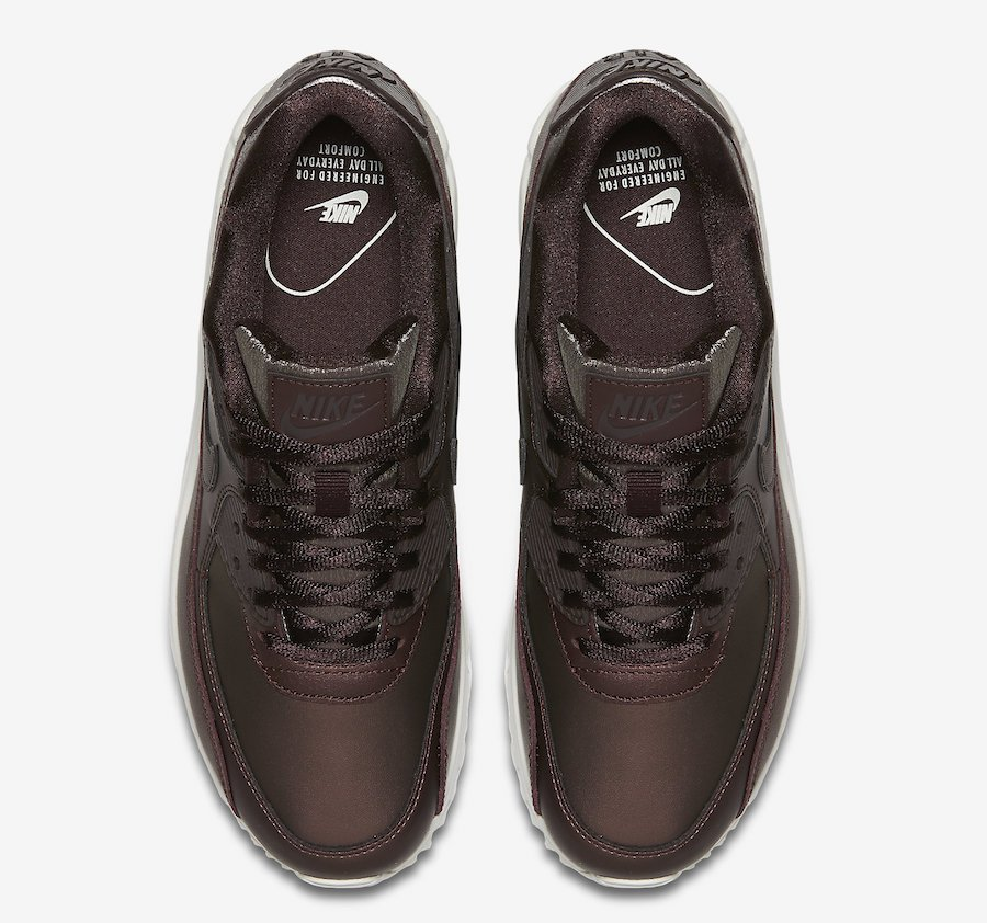 Nike Air Max 90 Metallic Mahogany