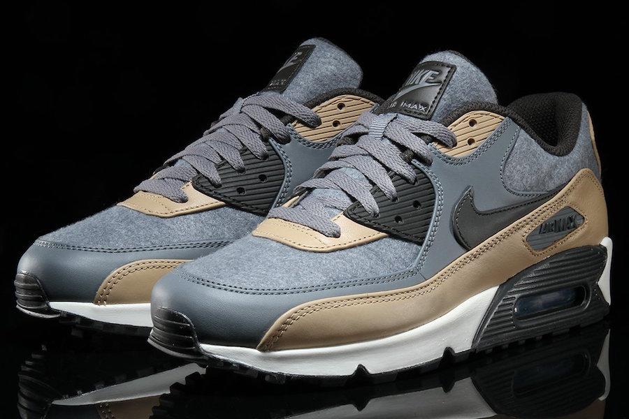 Nike Air Max 90 Premium Wool