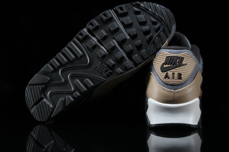 Nike Air Max 90 Wool 700155 010 | SneakerFiles