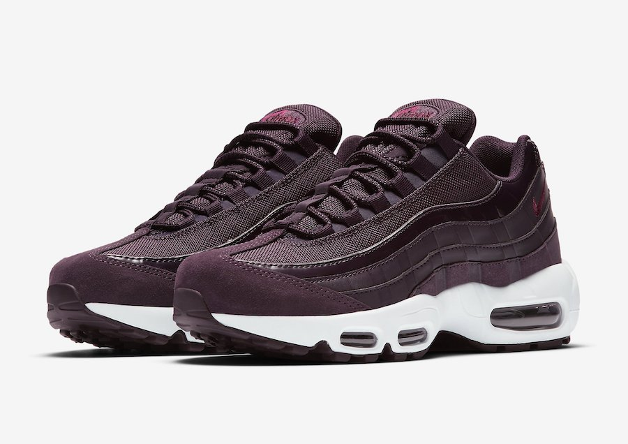 Nike Air Max 95 Port Wine Bordeaux