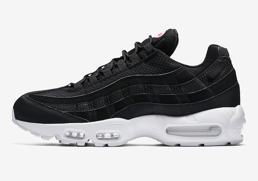 Nike Air Max 95 Premium Black White