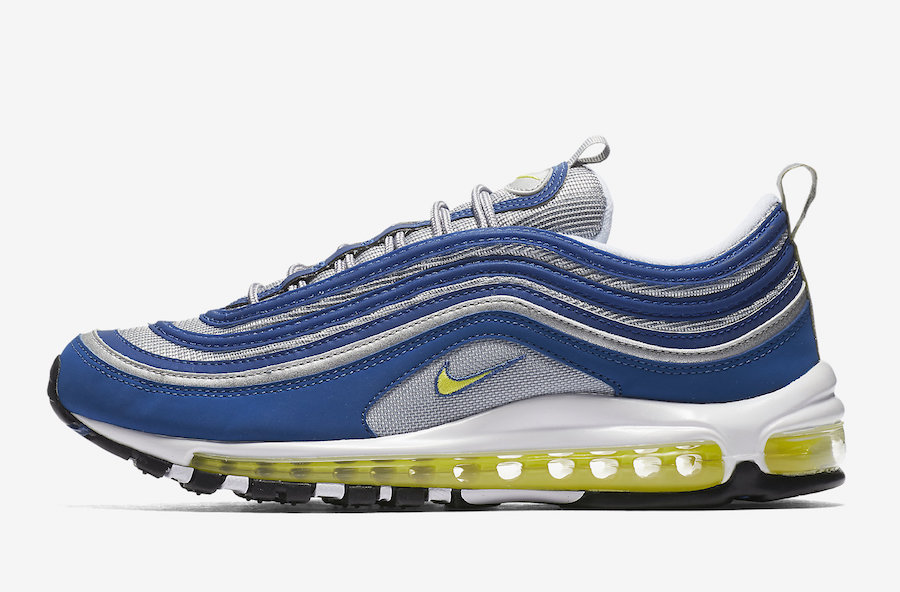 Nike Air Max 97 Atlantic Blue 2017