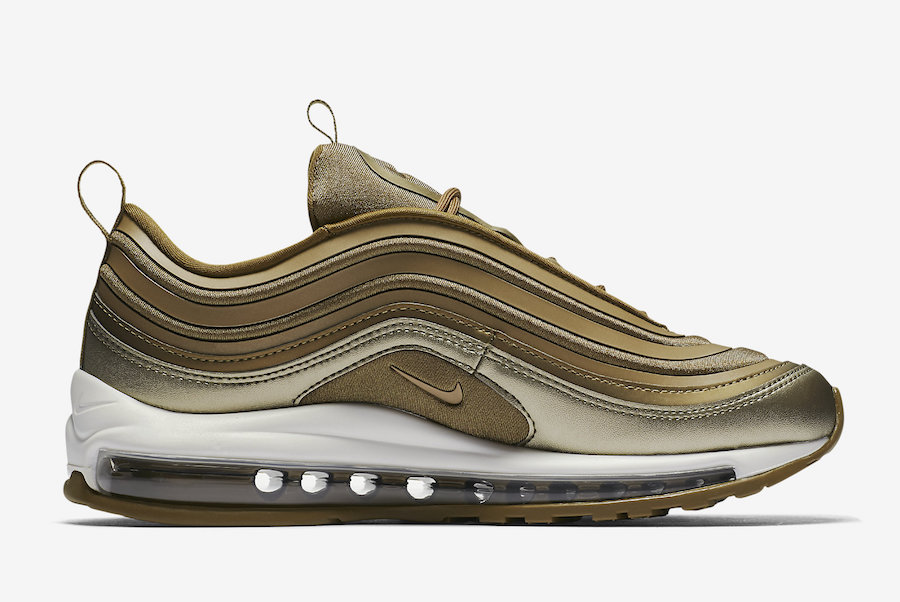 Nike Air Max 97 Ultra Metallic Gold Release Date