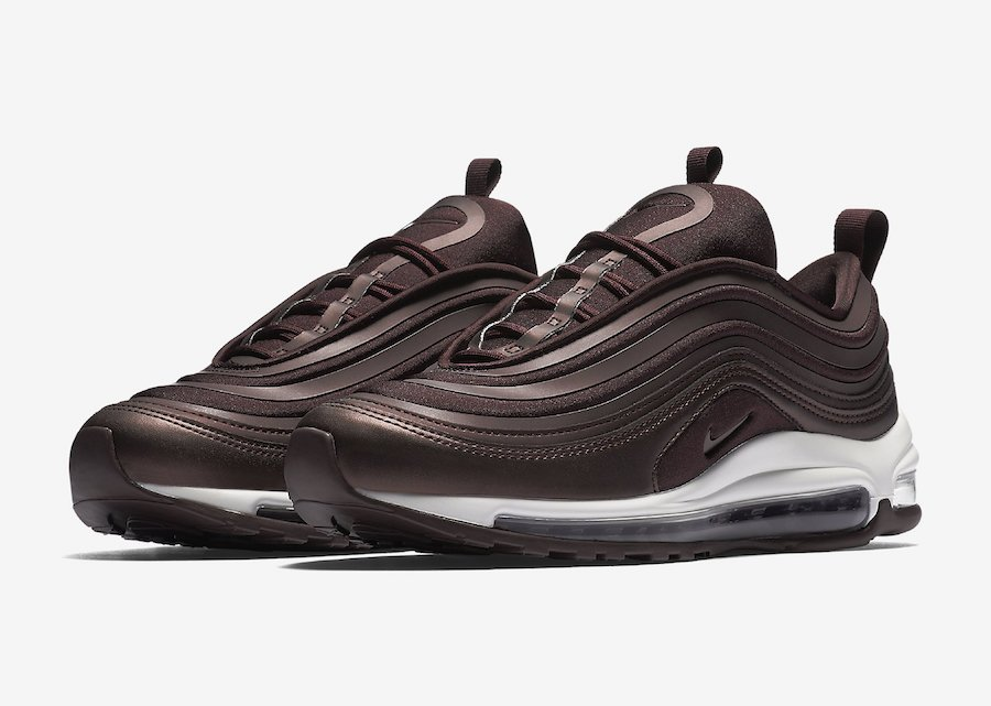 super popular dbab1 a4398 Nike Air Max 97 Ultra Metallic Mahogany Release Date