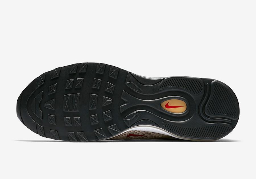 Nike Air Max 97 Ultra OG Metallic Gold Release Date