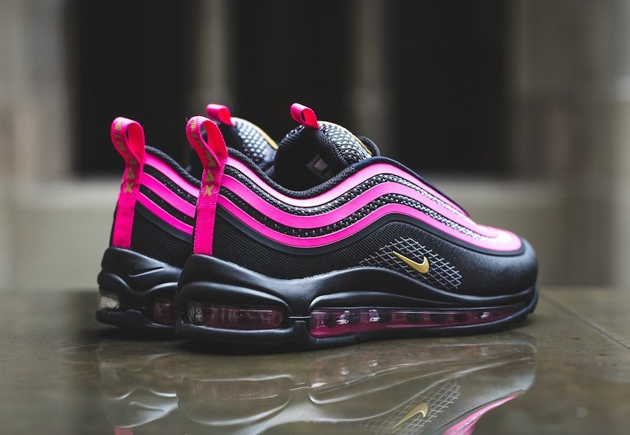 nike air max 97 ultra 17 gs pink