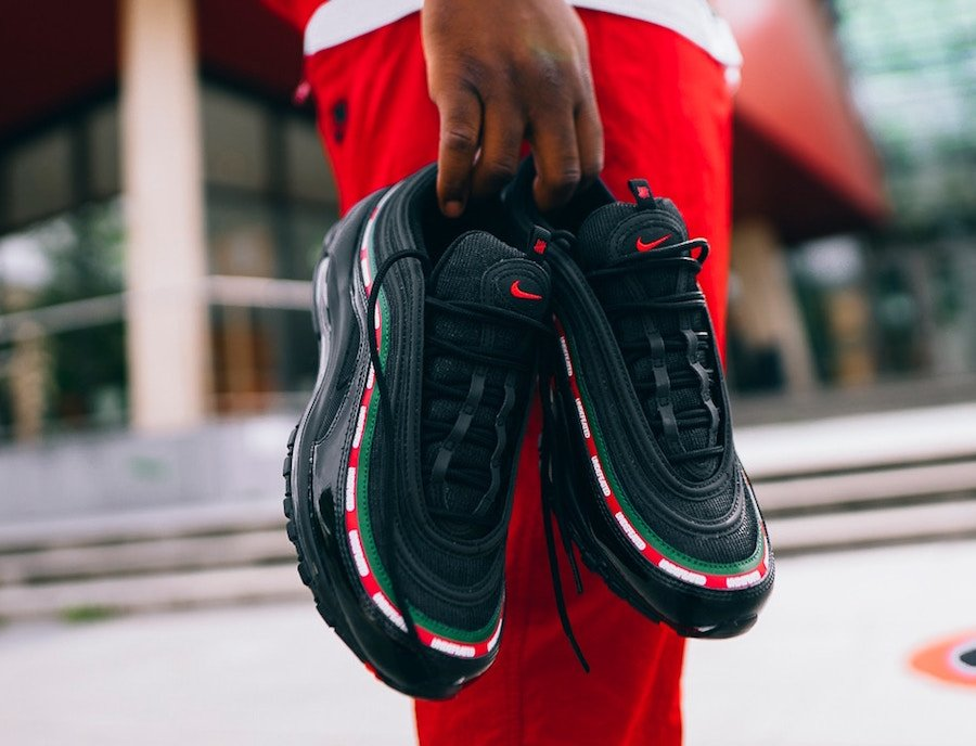 Nike Air Max 97 Undefeated AJ1986-001 On Feet