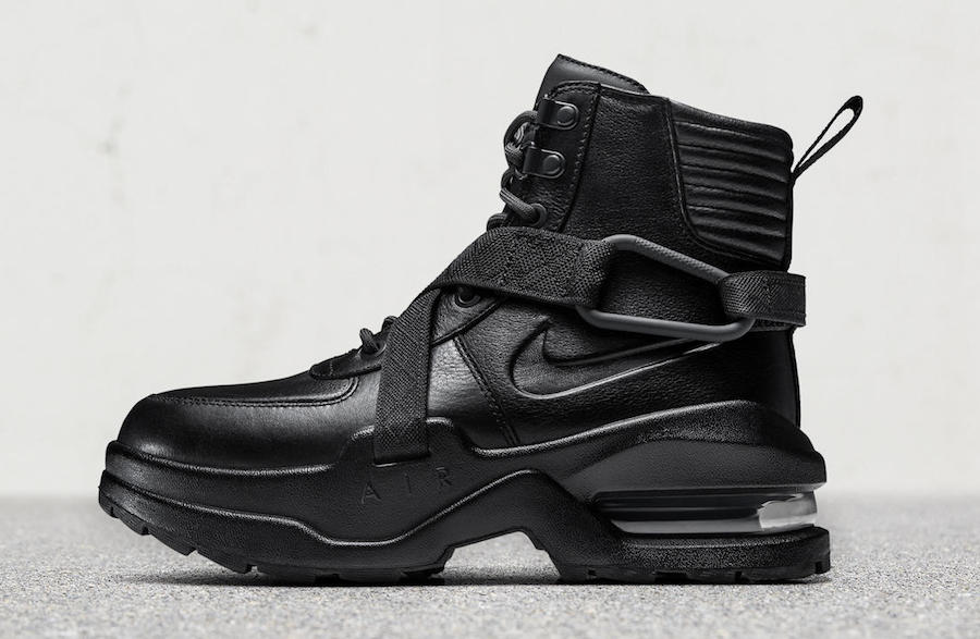 Nike Air Max Goadome Triple Black Womens