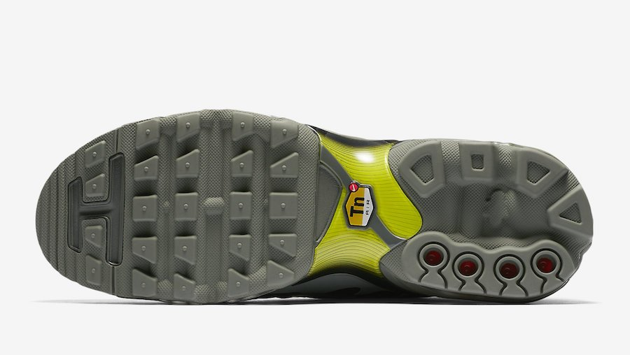 Nike Air Max Plus TN Ultra Bright Cactus Release Date