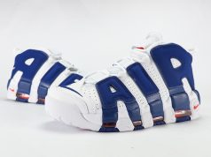 Nike Air More Uptempo Knicks The Dunk Review On Feet