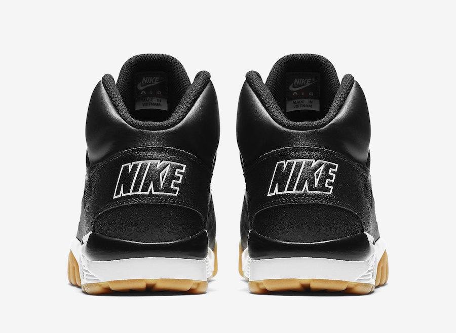 Nike Air Trainer SC High Black Gum Release Date