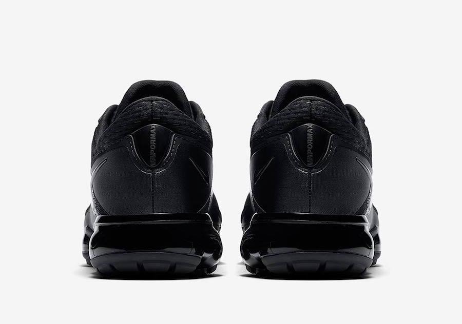 Nike Air VaporMax CS Triple Black Release Date