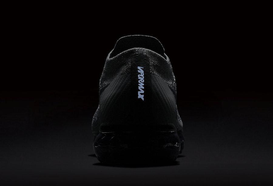 Nike Air VaporMax Dark Grey Obsidian Release Date