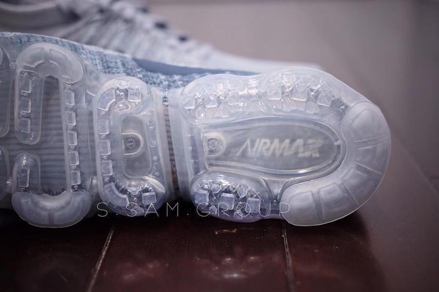 Nike Air VaporMax Grey Navy Release Date