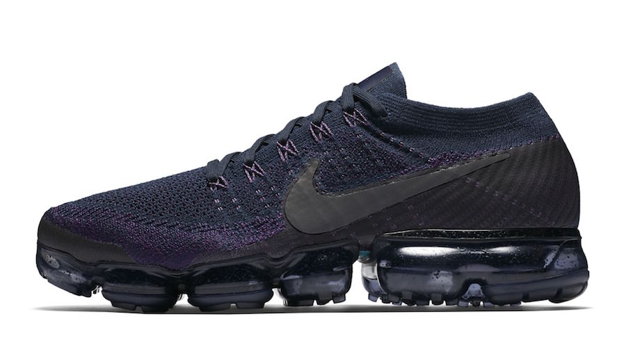Nike Air VaporMax Navy Purple