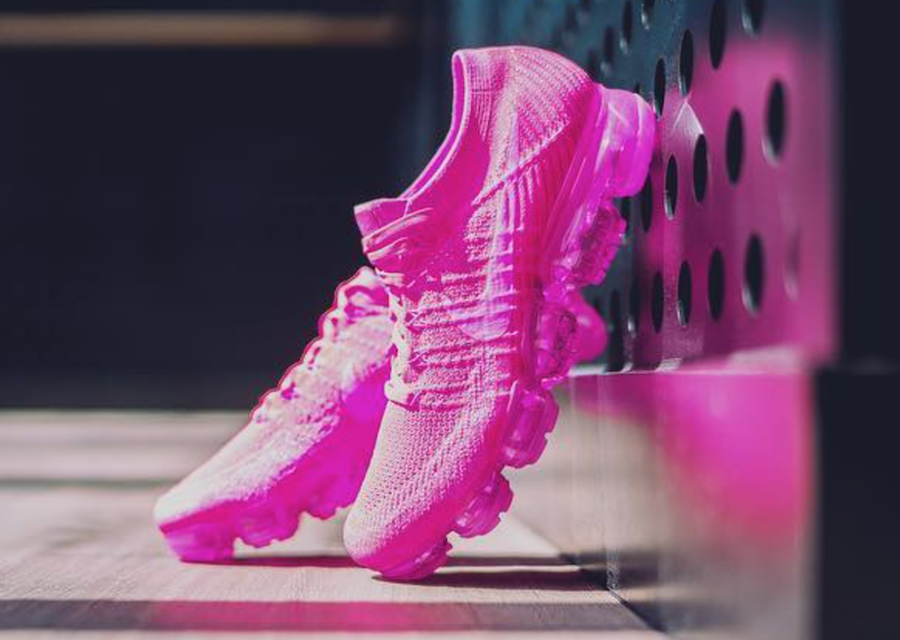 Nike Air VaporMax Triple Pink Release Date