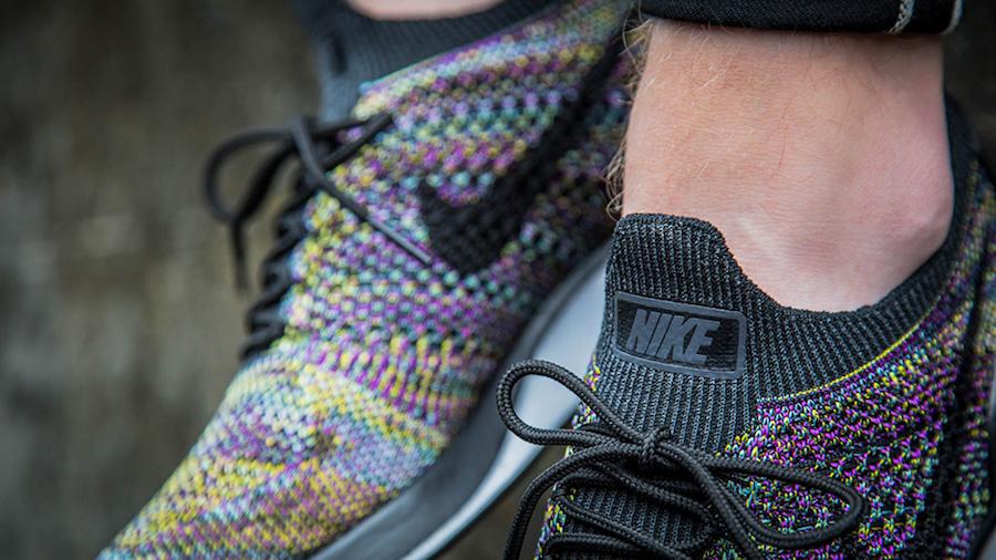 Nike Air Zoom Mariah Flyknit Racer Multi-Color