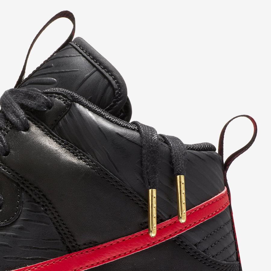 Nike Dunk High N7 Release Date