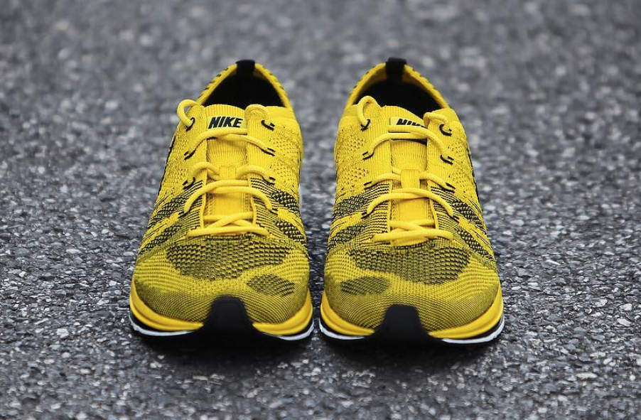 Nike Flyknit Trainer Bright Citron Release Date
